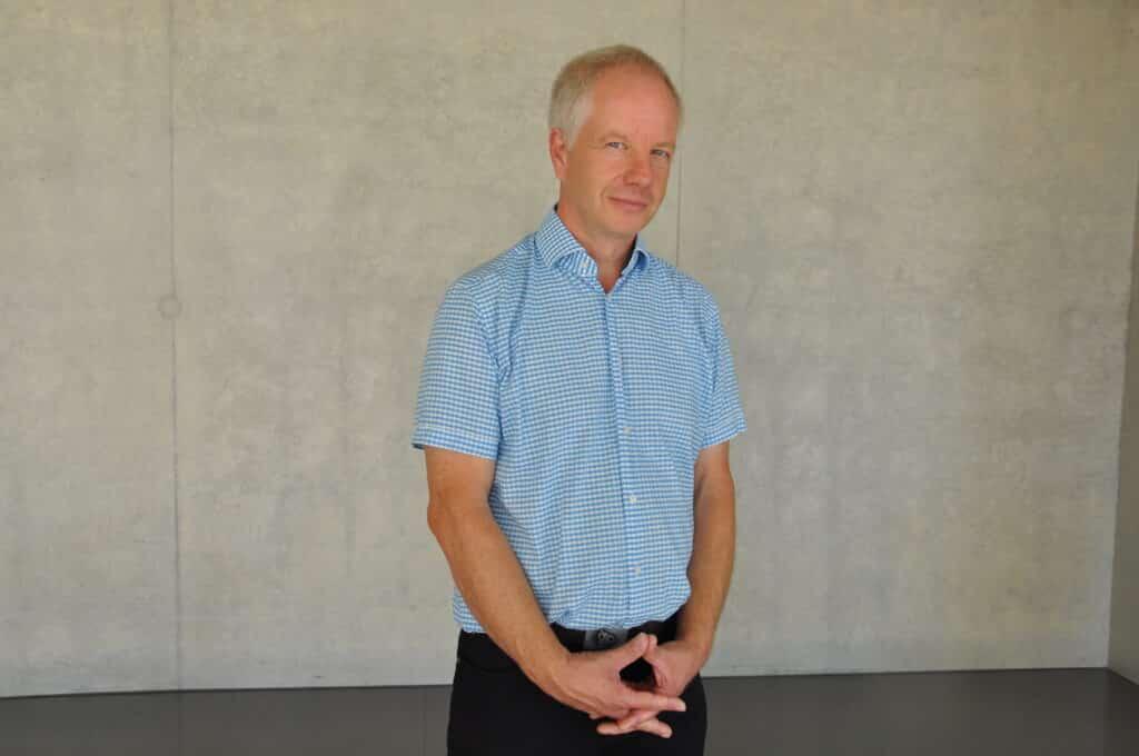 Bernd Ruddat - Directeur